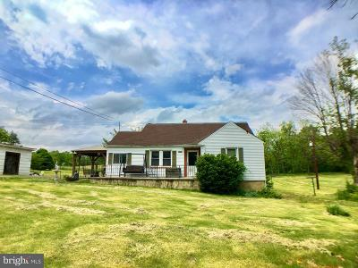 Warren County Single Family Home For Sale: 6025 Stonewall Jackson Highway