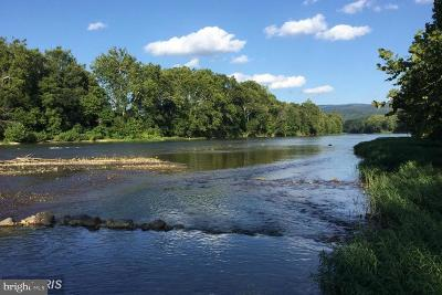 Frederick County, Harrisonburg City, Page County, Rockingham County, Shenandoah County, Warren County, Winchester City Residential Lots & Land For Sale: Howellsville Road