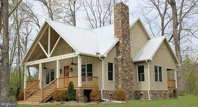 Warren County Single Family Home For Sale: Lot 11 Winona