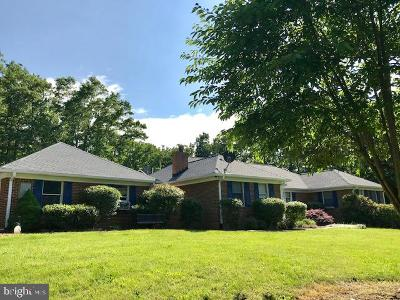 Front Royal Single Family Home For Sale: 1116 Downing Farm Road