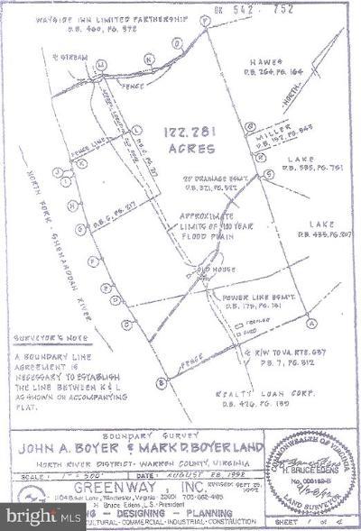 Warren County Residential Lots & Land For Sale: 388 Dodson Lane