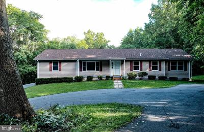 Front Royal Single Family Home Under Contract: 403 Bear Hollow Drive