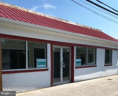 Front Royal Commercial Lease For Lease: 300 South Street