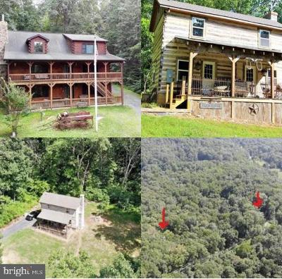 Warren County Single Family Home For Sale: 10684 Stonewall Jackson Highway