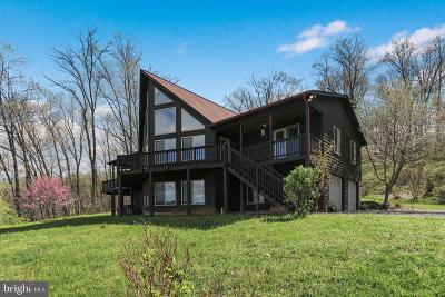 Front Royal Single Family Home For Sale: High Knob