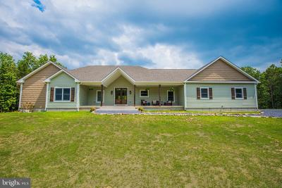 Warren County Single Family Home For Sale: 2859 Guard Hill Road