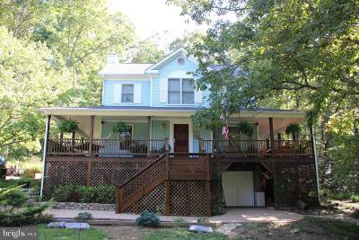 Front Royal Single Family Home For Sale: 2686 Panhandle Road