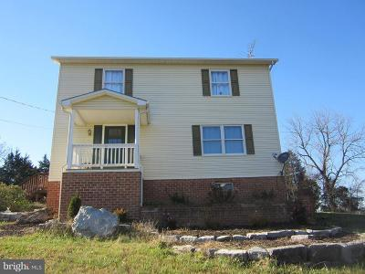 Falling Waters Single Family Home For Sale: 639 Crawford Quarry Road
