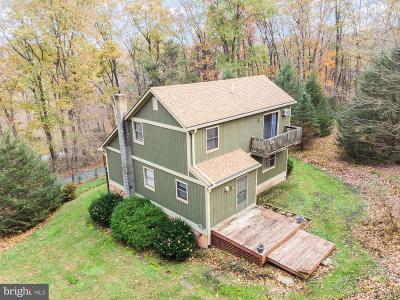 Falling Waters Single Family Home For Sale: 676 Paradise Valley Road