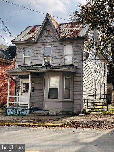Martinsburg Multi Family Home Active Under Contract: 221 Race Street