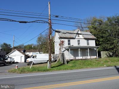 Martinsburg Multi Family Home For Sale: 2632 Winchester Avenue