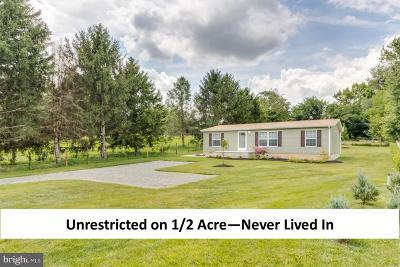 Inwood Single Family Home Under Contract: 4108 Gerrardstown Road