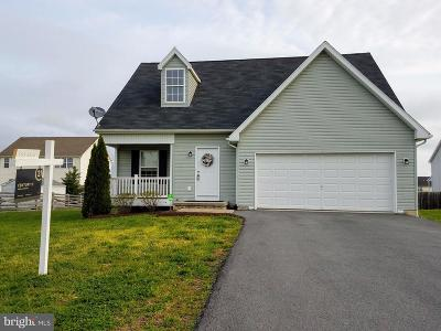 Martinsburg WV Single Family Home For Sale: $239,500