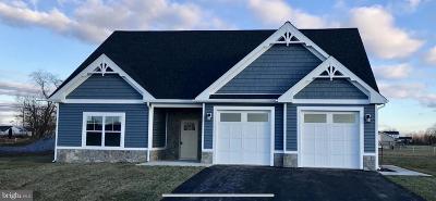 Bunker Hill Single Family Home For Sale: Lot 50 Peoney Lane