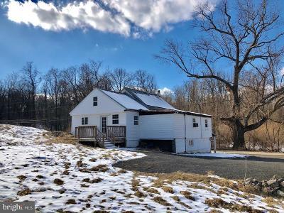 Bunker Hill Single Family Home For Sale: 3617 Goldmiller Road