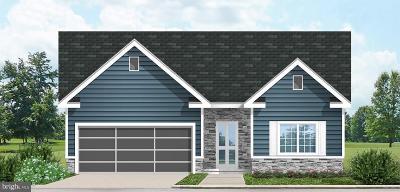 Bunker Hill Single Family Home For Sale: Lot 3 Peoney Lane