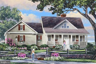 Bunker Hill Single Family Home For Sale: 00 Peoney Lane