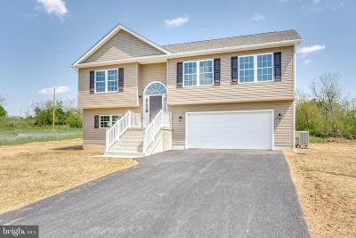 Bunker Hill Single Family Home For Sale: Lot 214 Rosco Drive