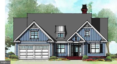 Bunker Hill Single Family Home For Sale: Lot 16 Safflower