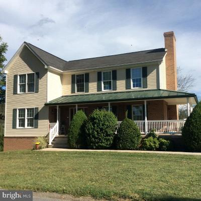Inwood Single Family Home For Sale: 2037 Tabler Station Road