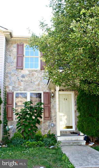 Inwood Townhouse For Sale: 24 Judges Court