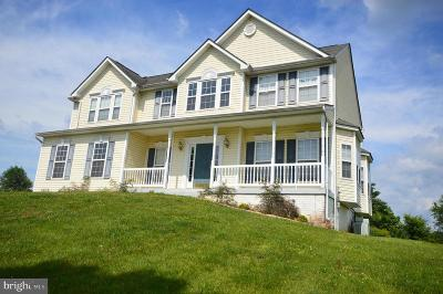 Bunker Hill Single Family Home For Sale: 455 Pinnacle Drive Pinnacle