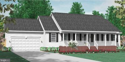 Charles Town Single Family Home For Sale: Lot 1 Kabletown Road