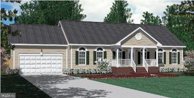 Charles Town Single Family Home For Sale: Lot 2 Kabletown Road