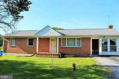 Charles Town Single Family Home Under Contract: 2056 Myerstown Road
