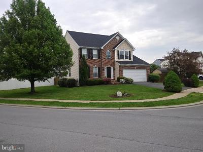 Charles Town Single Family Home For Sale: 172 Wind Shear Drive