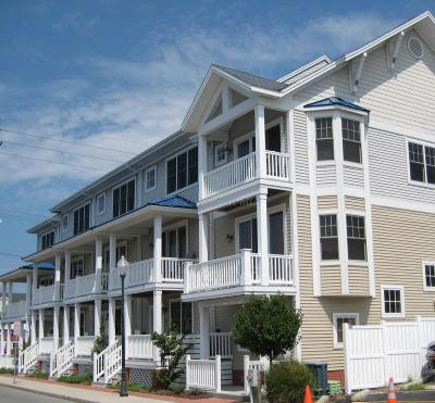 Ocean City Condo/Townhouse For Sale: 106 16th St #2