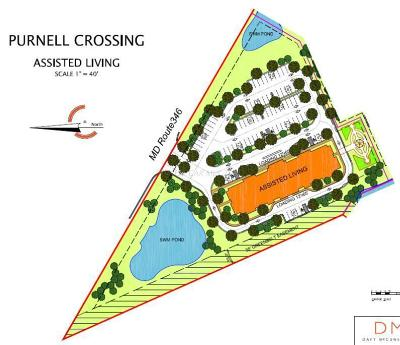 Berlin Residential Lots & Land For Sale: Old Ocean City Blvd