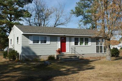 Bishopville Single Family Home For Sale: 12240 Swan Ln