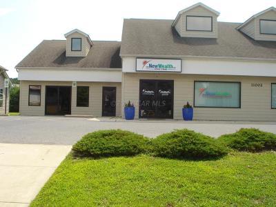 Berlin, Bishopville, Ocean City, Ocean Pines Commercial For Sale: 11002 Manklin Meadows Ln