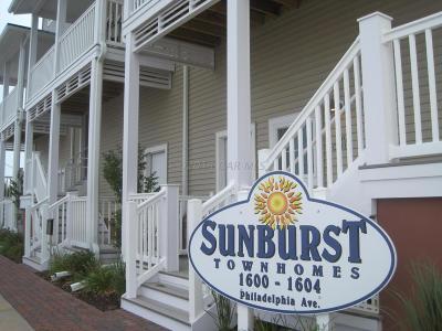 Ocean City Condo/Townhouse For Sale: 1602 Philadelphia Ave #106