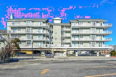 Ocean City Condo/Townhouse For Sale: 102 25th St #302