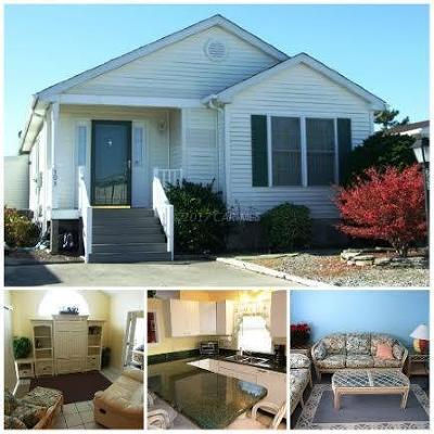 Ocean City Single Family Home For Sale: 703 Gulf Stream Dr
