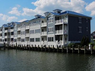 Ocean City Condo/Townhouse For Sale: 13001 Marina View Ct #11