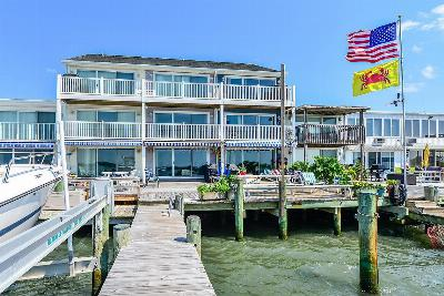 Ocean City Condo/Townhouse For Sale: 919 Edgewater Ave #10