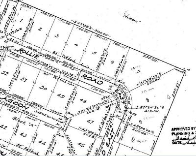Bishopville Residential Lots & Land For Sale: Rollie Rd
