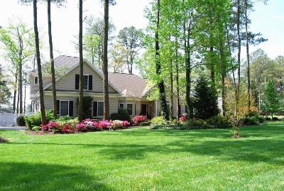 Bishopville Single Family Home For Sale: 10742 Piney Island Dr