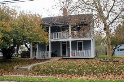 Snow Hill Single Family Home For Sale: 104 S Bay St