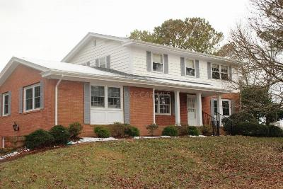 Berlin Single Family Home For Sale: 11702 Assateague Rd