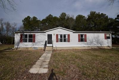 Bishopville Single Family Home For Sale: 12209 Brant Rd