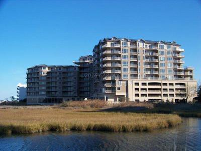 Ocean City Condo/Townhouse For Sale: 121 81st St #514