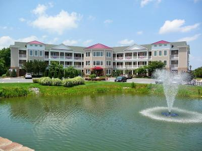 Ocean Pines Condo/Townhouse For Sale: 1104 Points Reach #1104