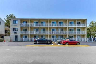 Ocean City Condo/Townhouse For Sale: 11 62nd St #309