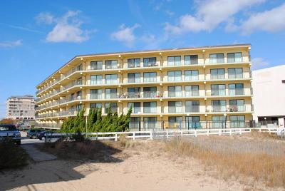 Ocean City Condo/Townhouse For Sale: 2 80th St #312