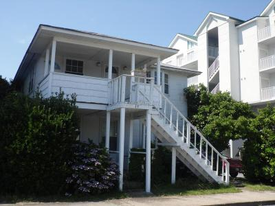 Ocean City Single Family Home For Sale: 15 54th St
