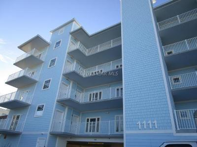 Ocean City Condo/Townhouse For Sale: 1111 Edgewater Ave #401